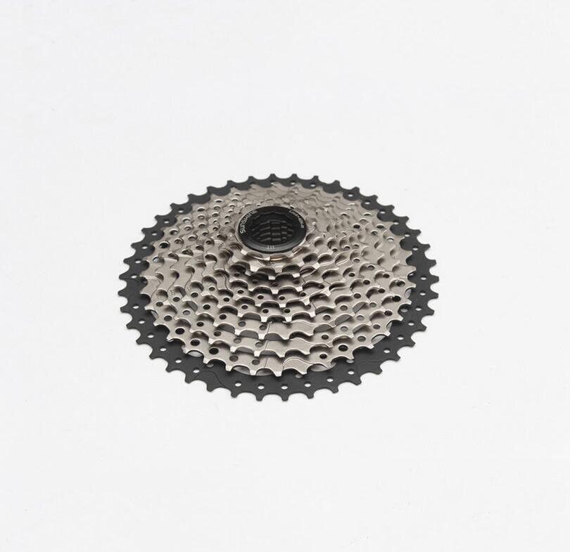 Sunshine 10 Speed 11-46T MTB Bike Cassette Mountain Bicycle Tricycle Freewheel