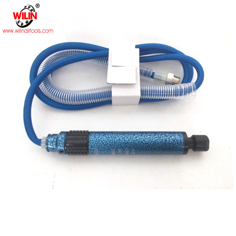 Pneumatic Tools Air  Micro Air Grinder High Precision High Degree Large Torsion Concentric Air Grinder blue colourPneumatic Tools Air  Micro Air Grinder High Precision High Degree Large Torsion Concentric Air Grinder blue colour
