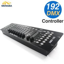 NIEUWSTE 192 DMX Controller DJ Apparatuur DMX 512 Console Podium Verlichting Voor LED Par Moving Head Spots DJ Controlle