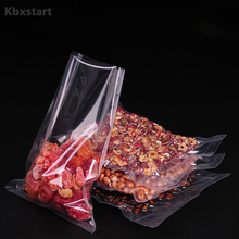 Kitchen Food Vacuum Bag for Saving Storage Bags For Sealer Fresh Transparent 100pcs/lot