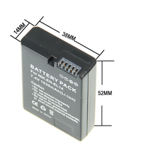 Digital Boy 1 unids EN-EL14 EN EL14 ENEL14 Recargable Batería de La Cámara Para NIKONP7000 D5100 D3100 D5200 P7700 P7100 D3200