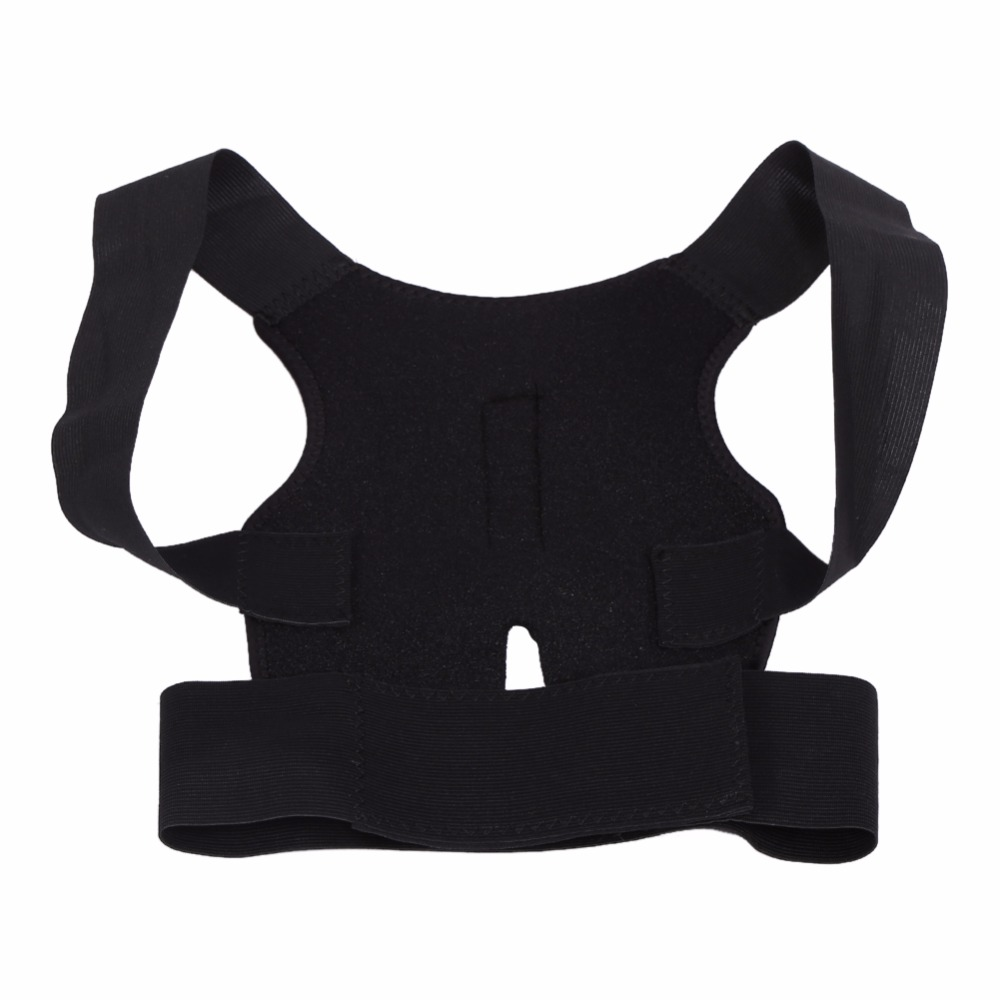 High Quality Adjustable Posture Corrector Belt to Support Back and Spine for Men and Women Suitable to Pull the Back for Body Shaping 11