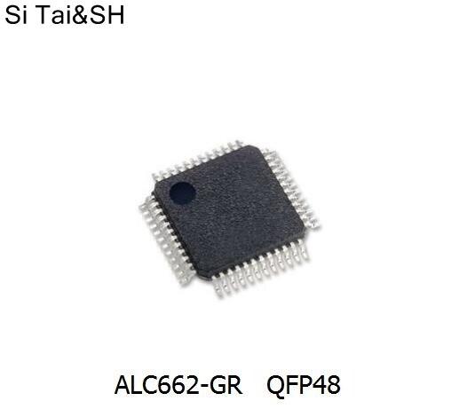 1pcs/lot ALC662-GR ALC662 QFP laptop chip original
