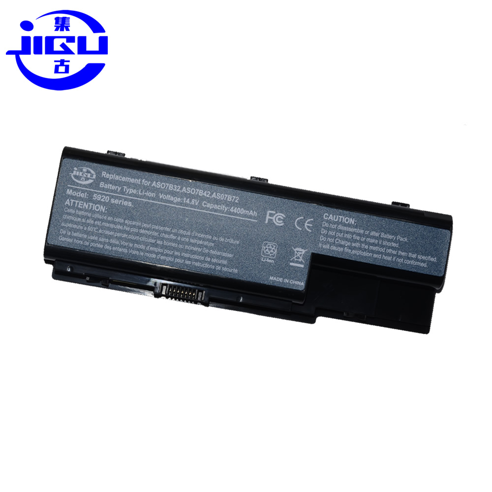 JIGU Laptop Battery For Acer Aspire 6930-6586 6930-6723 6930-6771 6930-6809 6930-6940 6930-6941 6930-6942 6930G-583 6930G-643