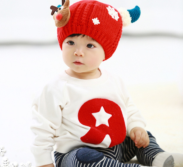 e297c904d25 Stuart Little Baby Hat Baby Winter Hat Thick Baby Bomber Hat For Girl Boy  Cap Plus Velvet Child Accessory Ear Protection-in Hats   Caps from Mother    Kids ...