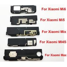 Replacement Parts Loudspeaker Buzzer Ringer Loud Speaker For Xiaomi Mi Max Max2 Mi6 Mi5  MiX Mi4s Mi4c Mi4i Mi5s Mi5s Plus Note2