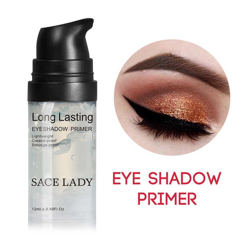 SACE леди купить 2 получить 1 Макияж база средства ухода для век Грунтовка Прозрачные тени основа под макияж косметика maquillaje TSLM2