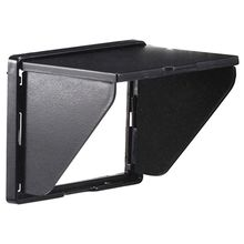 NEWYI LCD Hood/ Sun Shade and Hard Screen Cover Protector for Camera/Camcorders Viewfinder with a 3.0 inch Screen