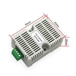 Image 2 - 1PC Temperature and Humidity Transmitter Detection Sensor Module Collector Analog Output 0 5 0 10V Instrumentation