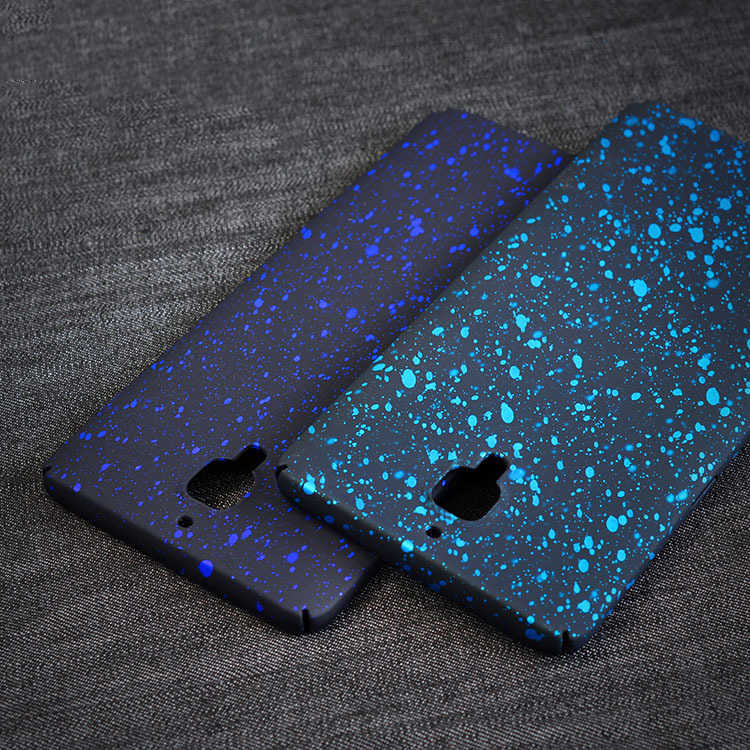 49e35486ad5 for Oneplus 3T A3010 case 3D Stars Hard Back Cover for Oneplus 3 A3000 1+