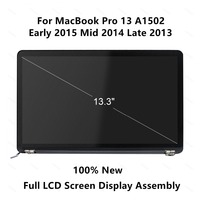 100% New LED LCD Screen Display for Apple MacBook Pro Retina 13 A1502 Early 2015 year EMC 2835 Late 2013 Mid 2014 EMC 2678 2875
