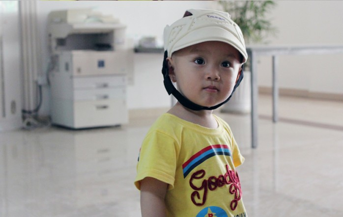 Baby Infant Toddler Safety Protective Head Gear Helmet Hat Cap 2 Colors