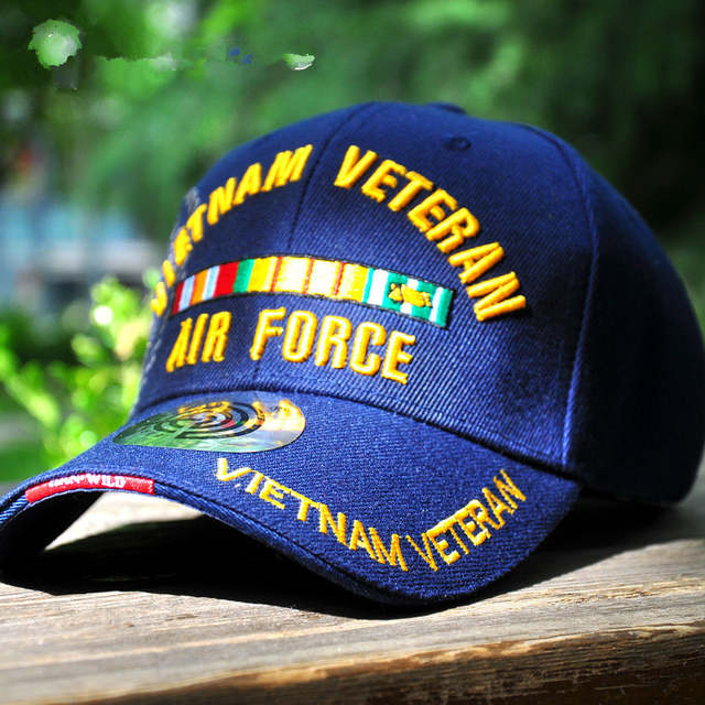 73877c6cad7 New US Air Force One Baseball Cap Men Brand USAF for Army Cap Trucker Hat  Mens