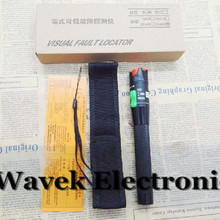 30 мВт Визуальный дефектоскоп Волоконно-оптический визуальный дефектоскоп 30 мВт VFL волоконно-оптический кабель тестер лазер 650 нм 30 км