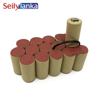 Batterie Wieder Aufzubauen Pack Für KINCROME 19 2 V 4000mAh Ni-Mh K130018 K13070 Auswirkungen Gun
