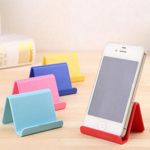 1 PC Stand Phone Holder Bracket for Cell Mobile Phone Tablets