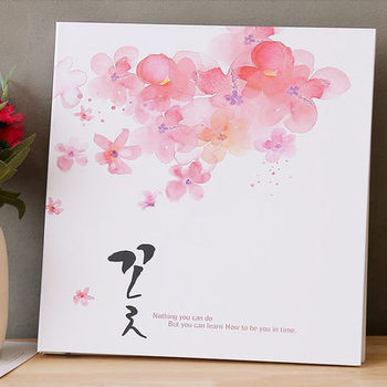 Paste album   paste type 18 inch DIY handmade creative couple romantic film album