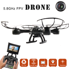 Hengdi 1335S 4CH 360 Flips One-key-return Altitude Hold 2.4GHz RC Quadcopter Drone w/ 2MP FPV 5.8GHz Camera Headless Mode RTF