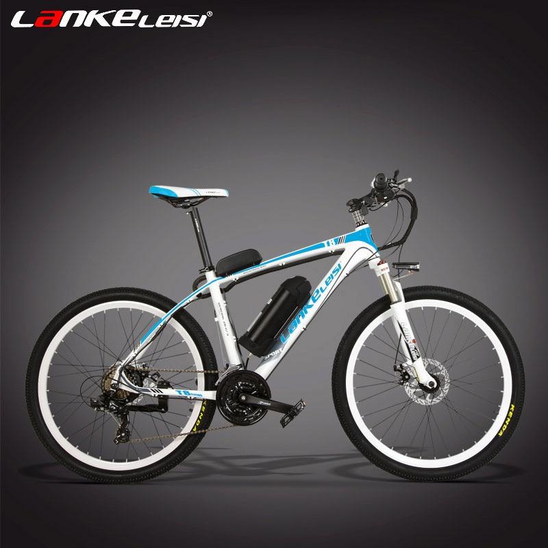 Vélo électrique puissant puissant de vélo de T8 36 V, VTT électrique de haute qualité de vtt, adoptent la fourche de Suspension