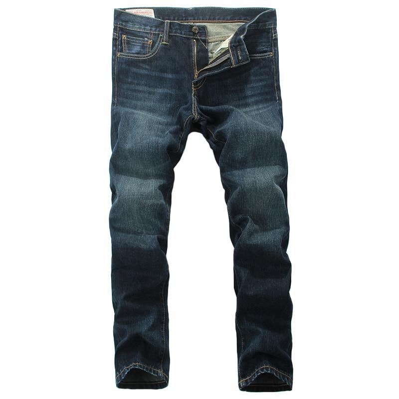 Men`s Dark Jeans Pants High Quality Slim Fit Moto Biker Jeans Brand Designer Retro Denim Jeans Men B802 mid stripe punk men s blue jeans ripped slim fit denim pants male high quality vintage brand clothing moto jeans men rl608