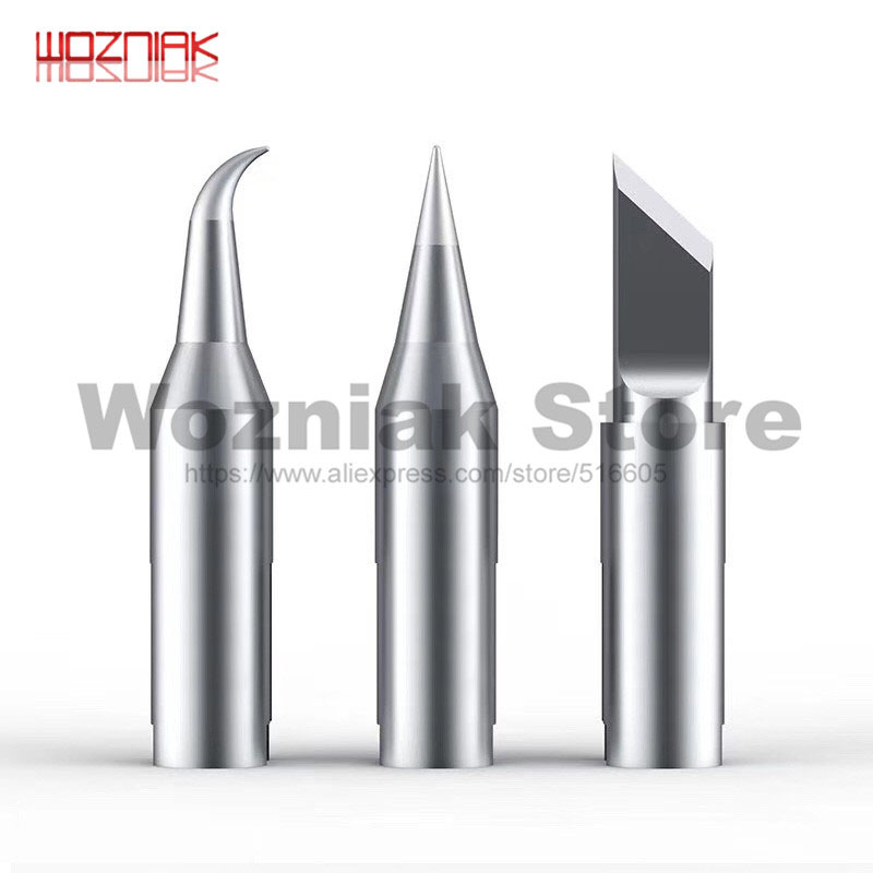 WOZNIAK JBC T210 Soldering Iron Tip T-SK T-I T-IS Conical Knife Bent Conical Specialized Replaceable Small Welding Iron Tip