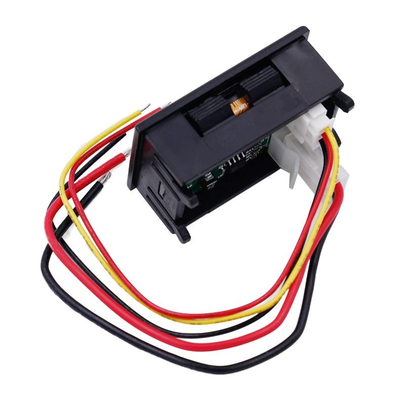 7w1 Wielofunkcyjny tester OLED Prąd napięciowy Czas Temperatura - Przyrządy pomiarowe - Zdjęcie 5