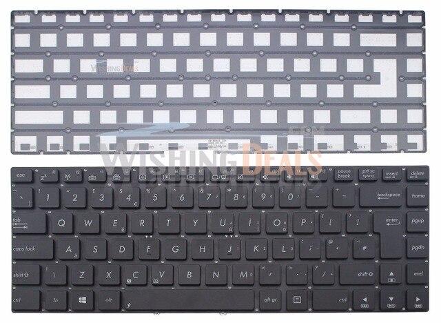 nieuwe laptop verlicht toetsenbord voor asus n46v n46vb n46vj n46vm n46vz q400 q400a q400v q400vc u37v