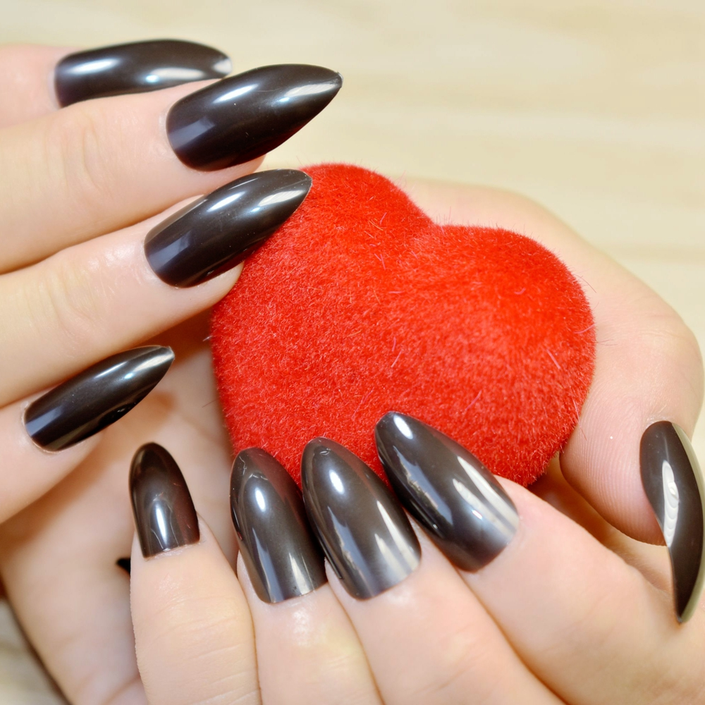 oothandel stiletto nails black Gallerij - Koop Goedkope stiletto ...