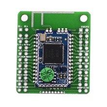 CSRA64215 4.0 4.2 منخفضة الطاقة بلوتوث وحدة صوت APTX LL ضياع ضغط TWS I2S