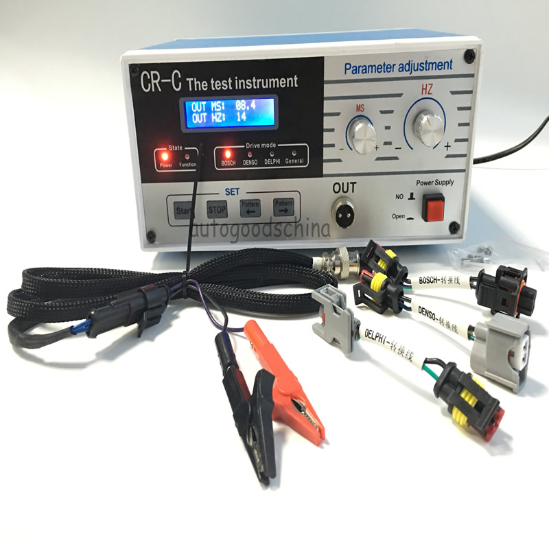 CR-C Multi-function Diesel Common Rail Electromagnetic Injector Tester Kits Factory Sales