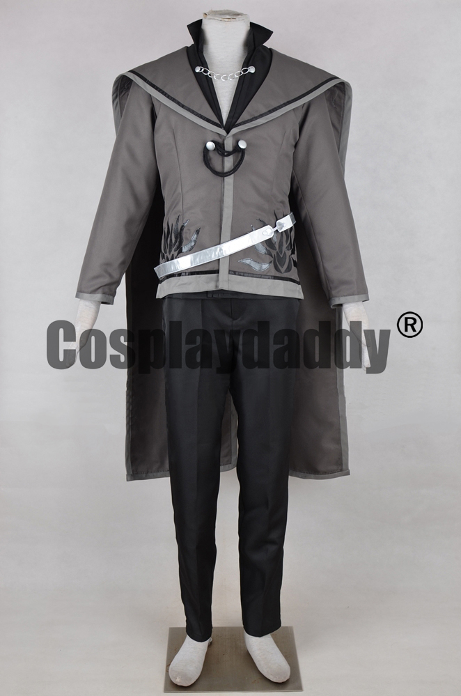 Fire Emblem: Path of Radiance King of Kilvas Raven Naesala Uniform Outfit Game Cosplay Costume F006 image