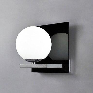 Ball Design Modern Led Wall Lights Lamp For Home Wall Sconce,Bathroom Light ,Bulb Included,E26/E27 novelty led wall lamps glass ball wall lights for home decor e27 ac220v