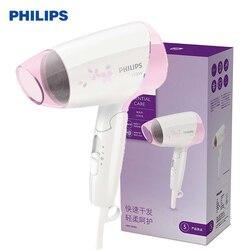 Philips profesjonalna suszarka do włosów HP8120 1200W ze stałą temperaturą pielęgnacja włosów, składana dmuchawa