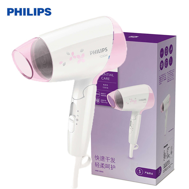 Philips Professional Hair Dryer HP8120 1200W with Constant Temperature Hair  Care 6f77ae1bb3