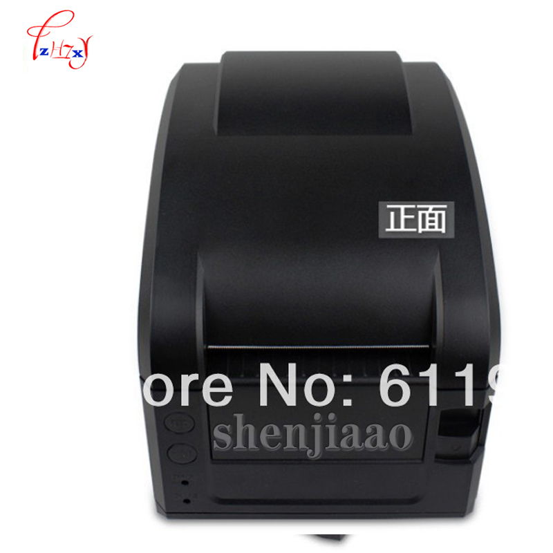 GP-3120TL Direct Thermal Line 3~5Inch/Sec USB port Barcode Label Printer, thermal barcode printer 1 PCS supermarket direct thermal printing label code printer