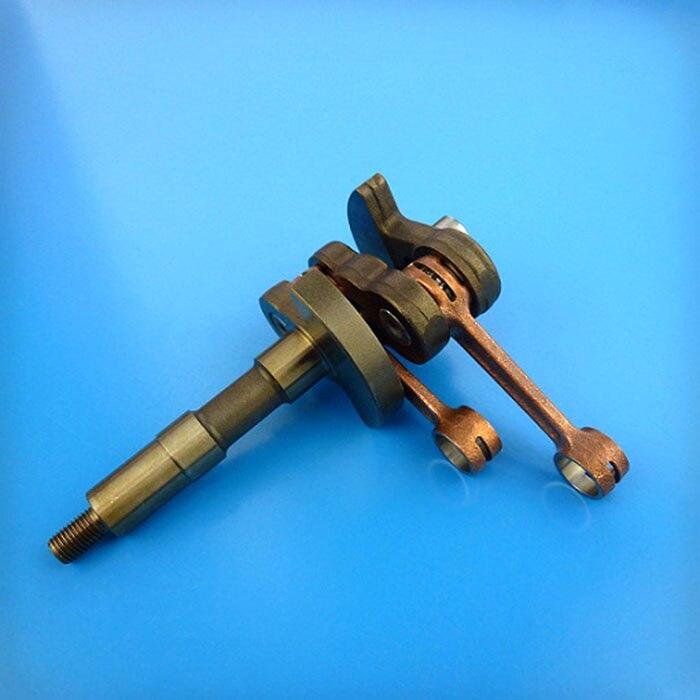 DLE60 Crankshaft Connecting Rod xuankun 150 qs150t 3 scooter crankshaft connecting rod crankshaft bearing crank