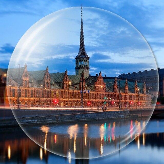 1.61 Индекс Прозрачные Линзы Глаз Оптические Очки Настроить Рецептурных Линз