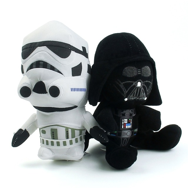Star Wars Darth Vader Stormtrooper Plush Toy 20cm Star Wars Model
