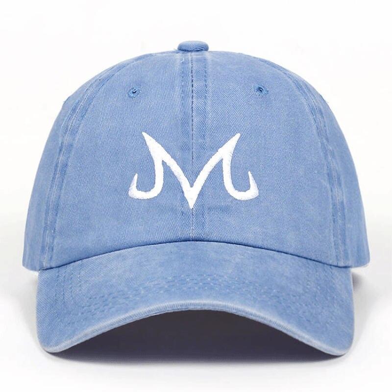 b3b0fbc75d8 2019 new High Quality Brand Majin Buu Snapback Cap Cotton Washed Baseball  Cap For Men Women