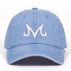 Новинка 2019 года Высокое качество бренд Majin Буу Snapback кепки хлопок потёртая бейсболка для мужчин женщин хип хоп папа кепки для гольфа
