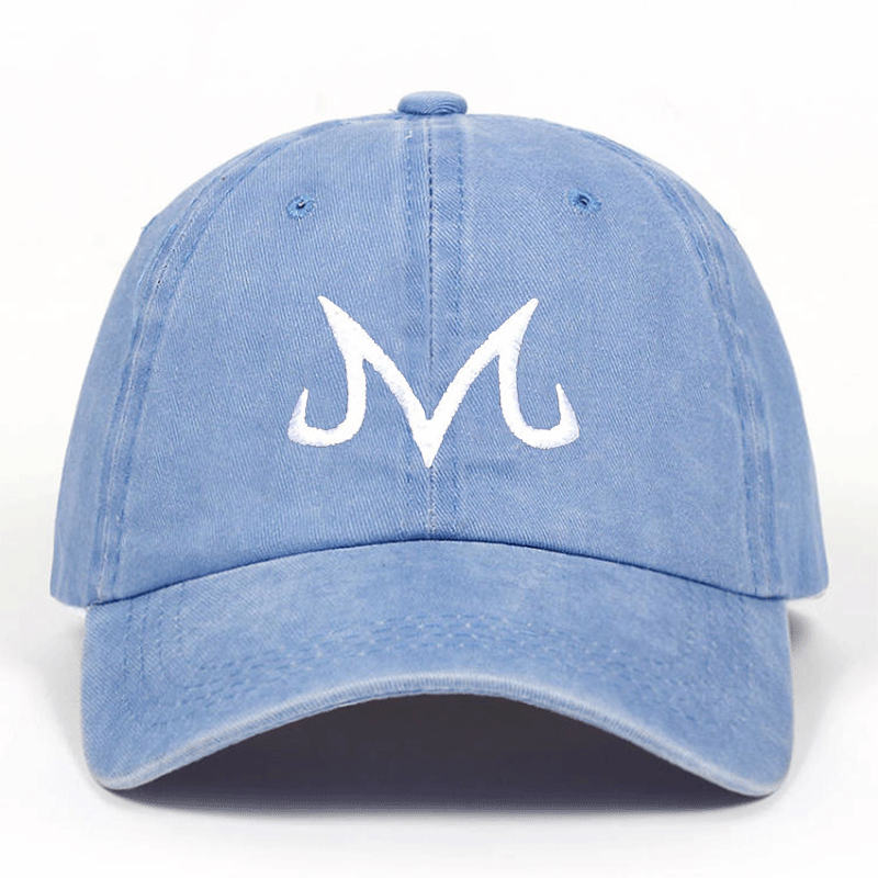2019 new High Quality Brand Majin Buu Snapback   Cap   Cotton Washed   Baseball     Cap   For Men Women Hip Hop Dad Hat golf   caps