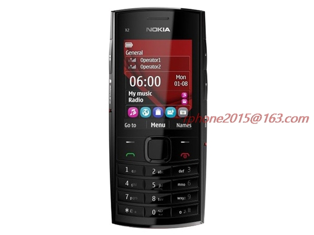 refurbished original nokia x2 02 mobile phone symbian os cell phone rh aliexpress com Nokia X2 00 Features service manual nokia x2 00
