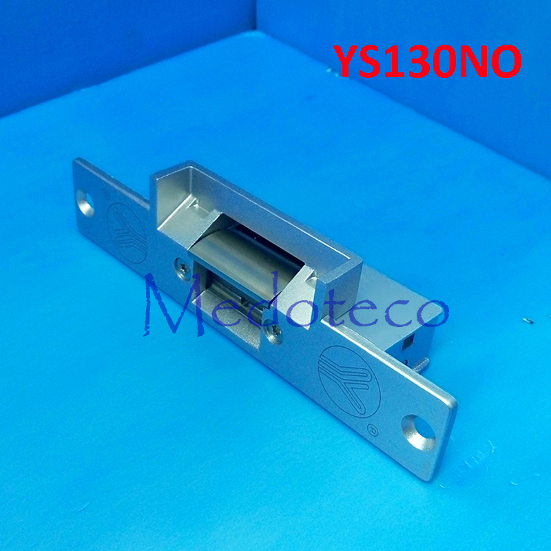 Access Control Electric Strike Lock NO Standard type Electric Strike yli YS130NO Fail Secure Strike Lock High Quality цена и фото
