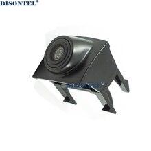 Para FORD Mondeo 2014 parrilla delantera del coche de estacionamiento de la cámara positivo cámara de gran angular a prueba de agua CCD visión nocturna de HD envío libre