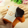 Hot Sale Squishy Toy 8 Seconds Slow Rising Super Soft Cute Fragrance Reality Touch Bear Toast Bread Decor Novelty Toys