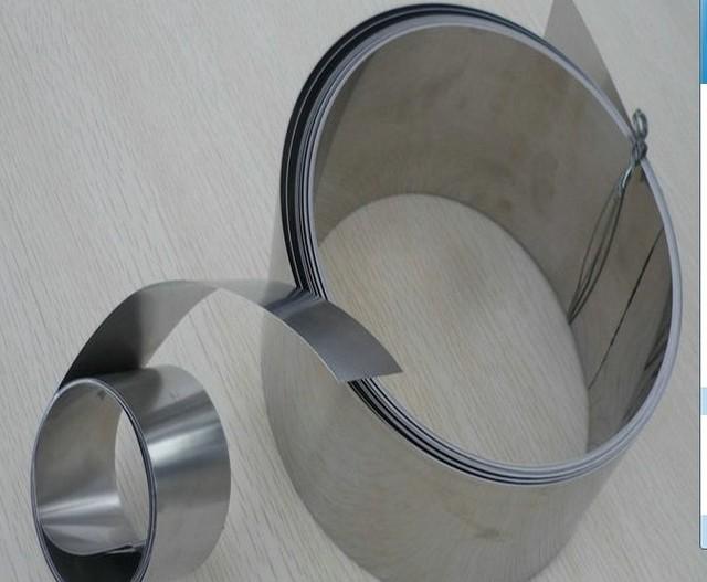 Feuille D Acier Inoxydable 0 1mm 0 01mm 0 02mm 0 03mm 0