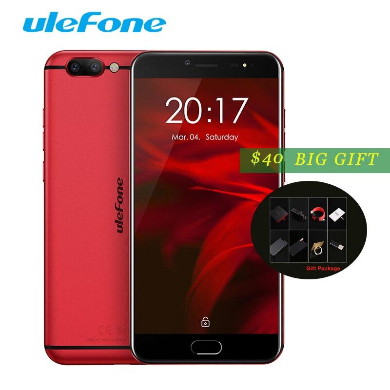 Ulefone Gemini Pro MT6797 Deca Core Smartphone 2 6GHz 64G ROM 4G RAM Android 7 1
