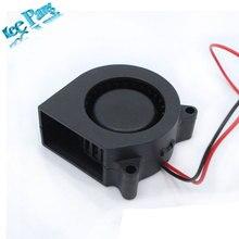 Бесплатная Доставка аксессуары 3D принтера 12 В 4020 турбо вентилятор вентилятор охлаждения