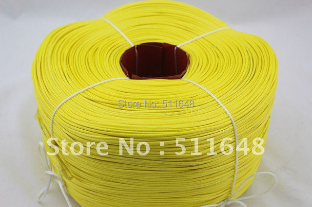 Free Shipping 1000m 1000lb Uhmwpe braid mountain climbing rope 2mm 8 strands super power