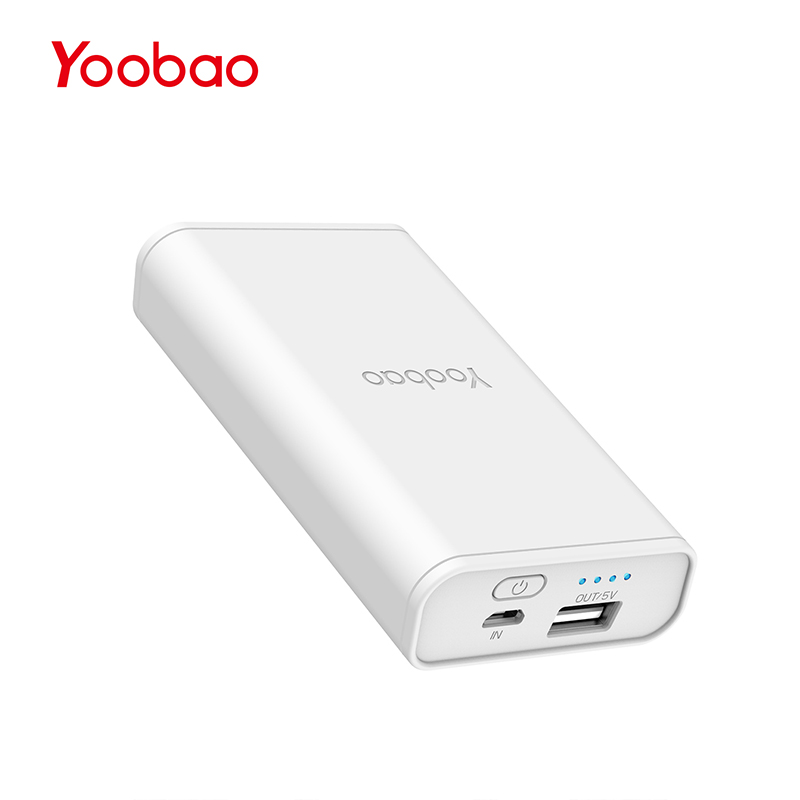 yoobao yb 6003 7800mah power pack portable charger backup. Black Bedroom Furniture Sets. Home Design Ideas